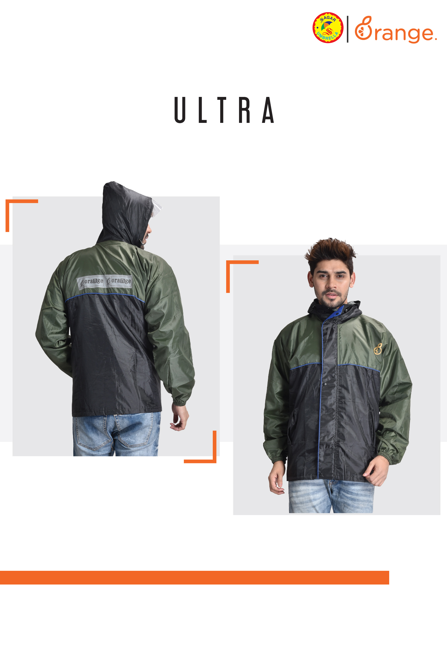 Raincoats for Men