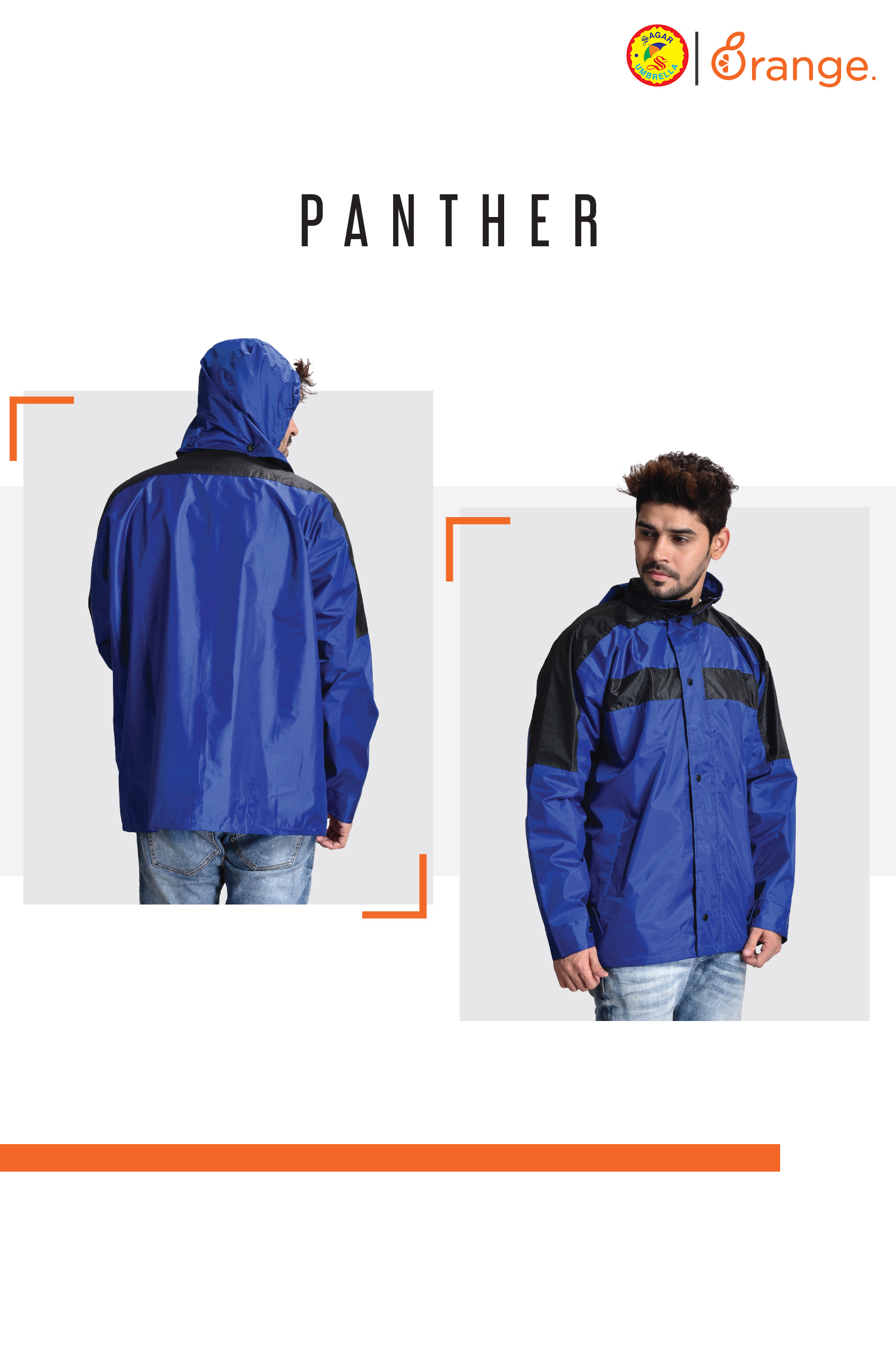 Designer Men Raincoats