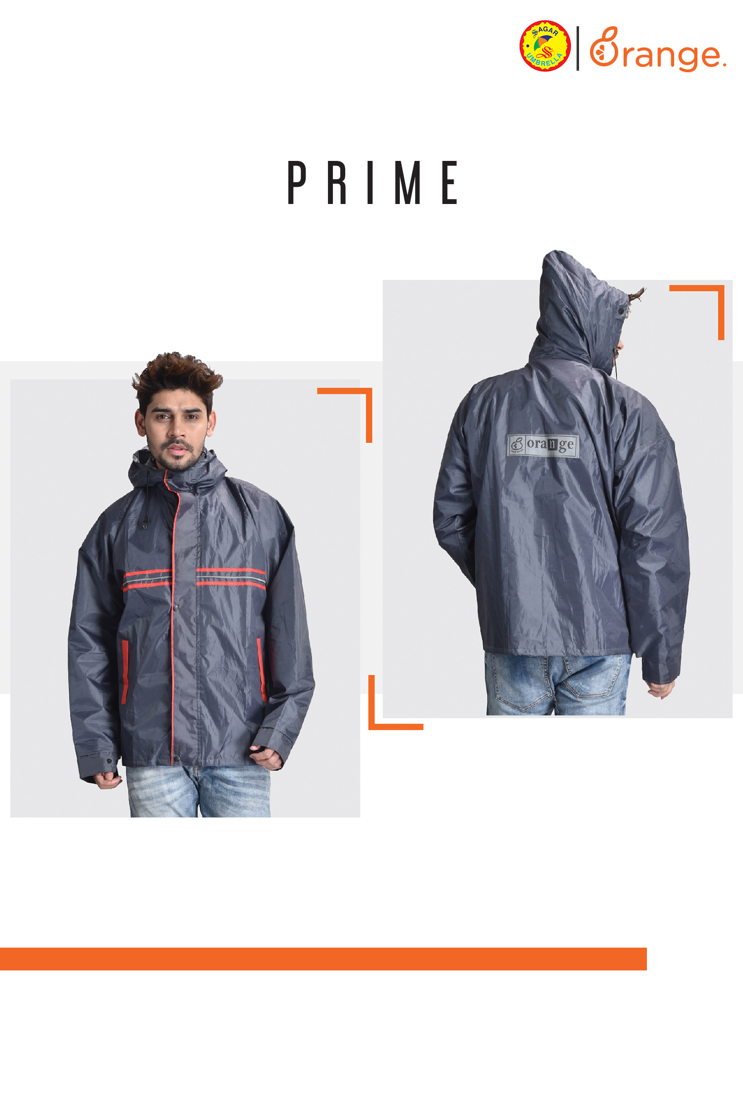 Jacket Raincoats for Men
