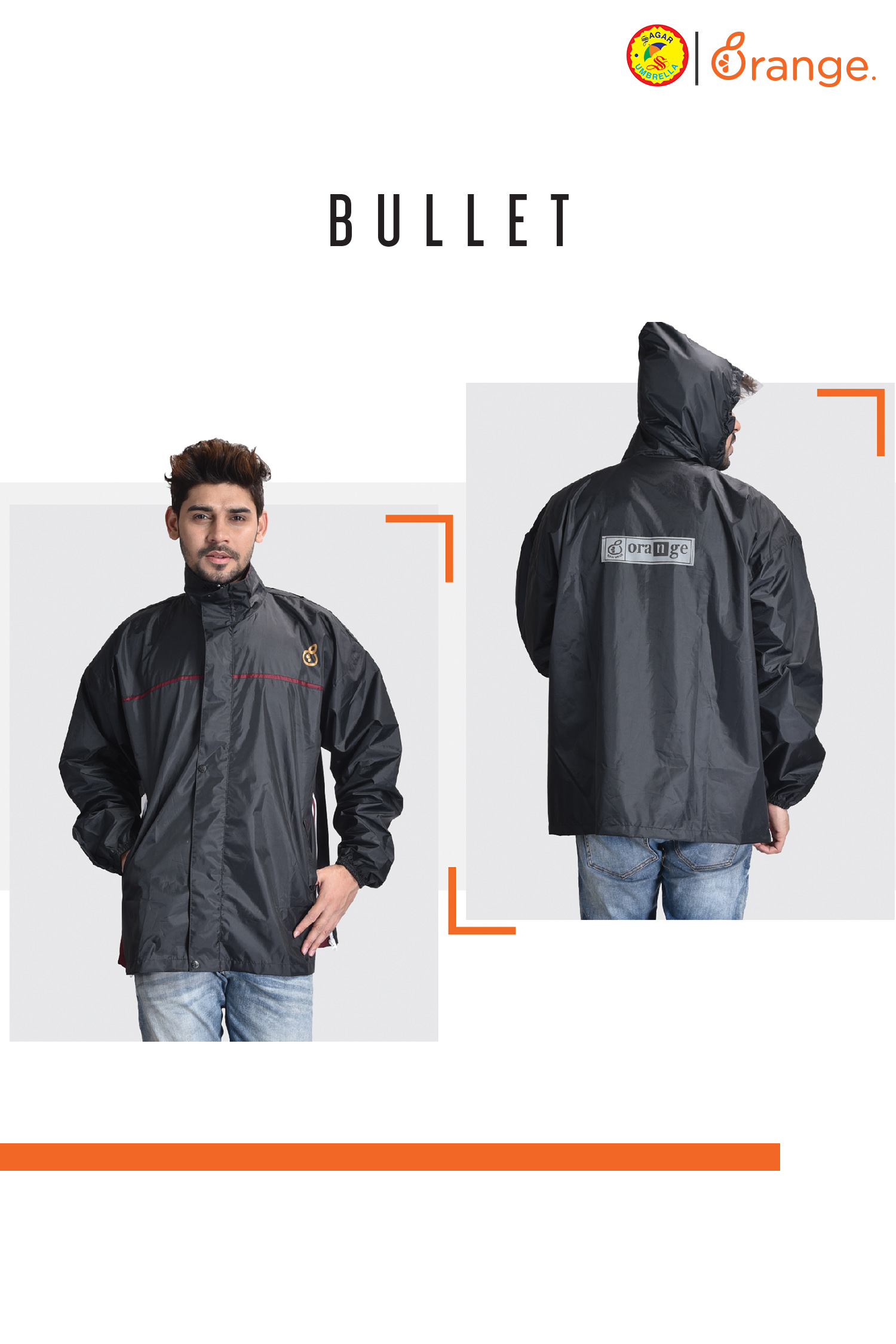 Quality Men Raincoats