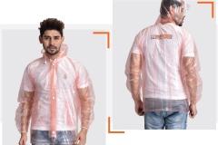 Transparent Raincoats for Men