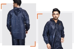 Fashion Men Raincoats