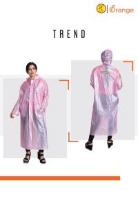 Ladies Raincoat for Scooty