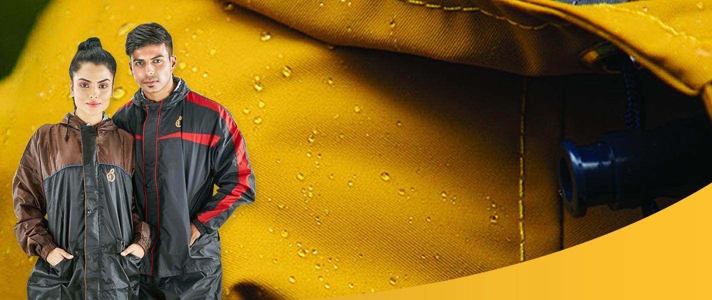 Raincoat Manufacturer in India