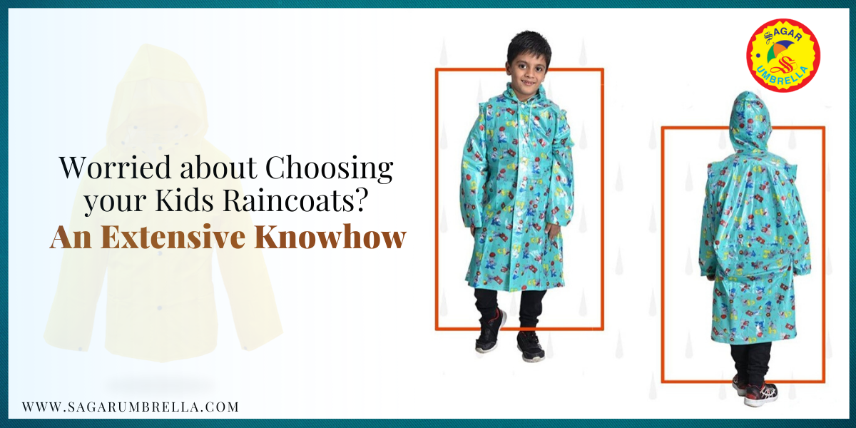 Worried-about-Choosing-your-Kids-Raincoats -An-Extensive-Knowhow