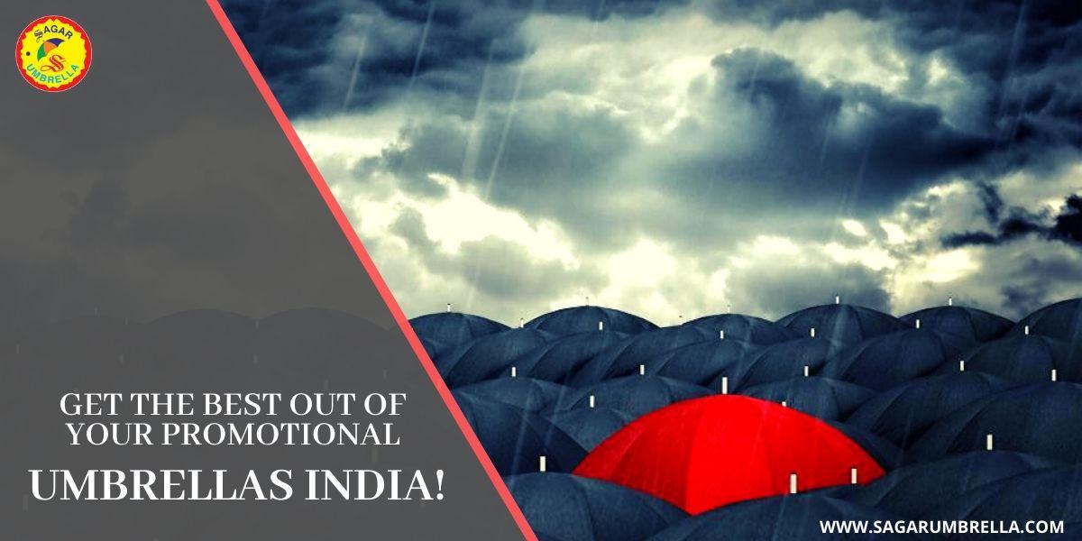 Sagar Umbrella banner